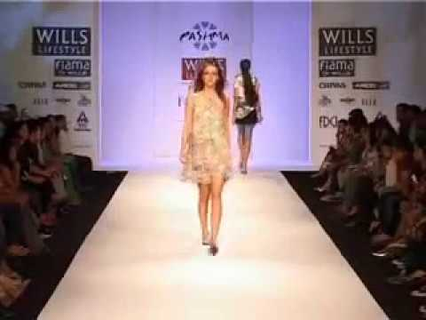Pashma Spring Summer 2011 Wills India Fashion Week  Part I   YouTube