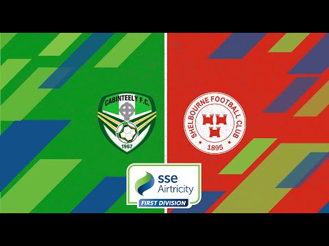 First Division GW23: Cabinteely 0-2 Shelbourne