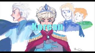 Frozen - Let It Go *42 Language 500 Subscriber Special* (Male Version)
