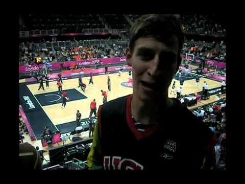 Team USA Basketball vs Argentina: Live Reporting as we Invade London