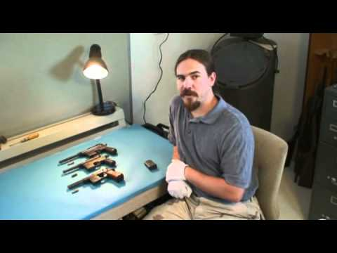 Early Automatic Pistols