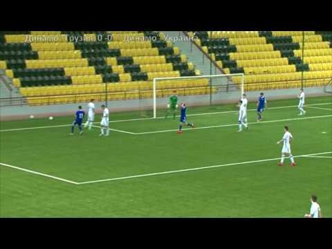 U17 FC Dinamo Tbilisi 1:2 FC Dynamo Kyiv