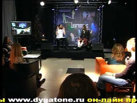 Федор Воскресенский 2/8 - LearnMusic 21-12-2008 создание шоу