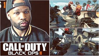Black Ops 2!  You Saved Me, You Saved Me!!!
