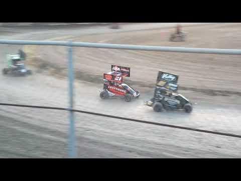 Plaza Park Raceway KOFC Rd7 6/8/18 Jr Sprint Heat 1B