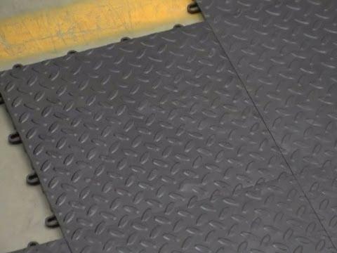 Gladiator Installation Tile Floor Covering