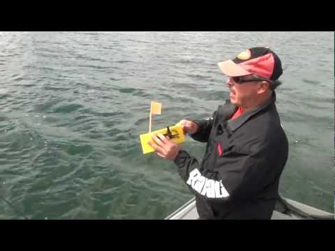 Off Shore Planer Board Review And How To Use Them