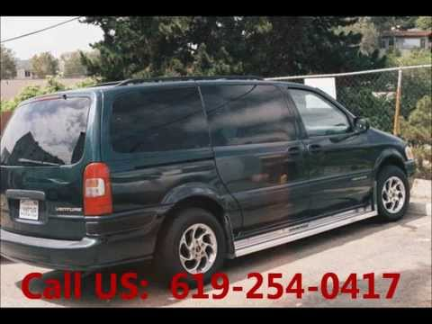 Used 1998 Chevrolet Venture for Sale ($4,350) at San Diego, CA