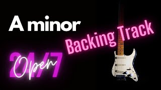 PISTA en La Menor (Backing track in A minor)