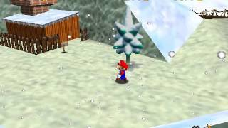 Super Mario 64 - Cool Cool Mountain - User video