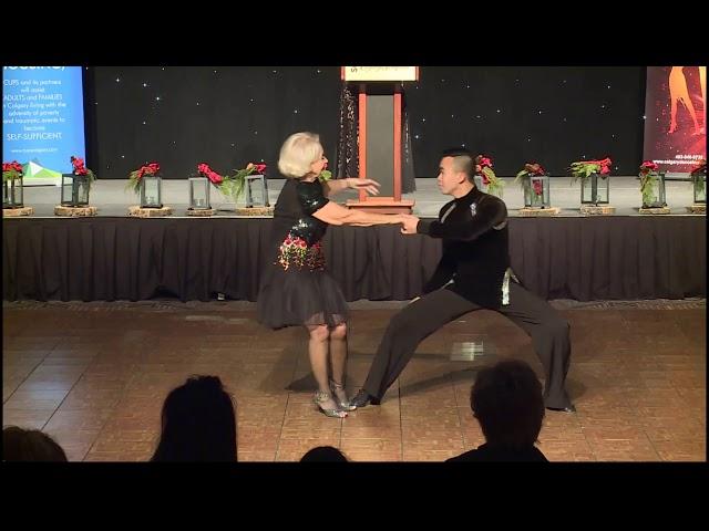 Pat 'Tango' Moore—Calgary STARS Gala 2016