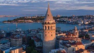 Галатская башня, Стамбул 2020. Самостоятельные путешествия по Турции.