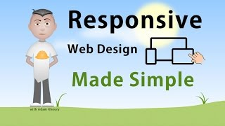 видео Responsive Website Design