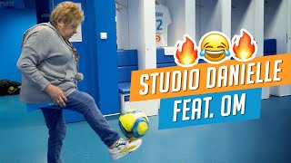 VIDEO: @Studio Danielle rend visite à l'OM