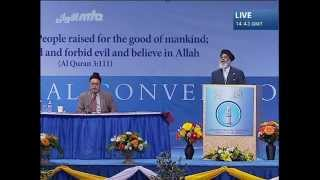 L'amour du St Prophète Saw pour le service de l'humanité -Jalsa Salana Etats- Unis   2012