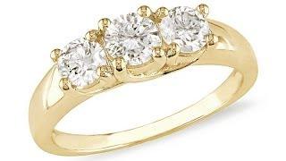 Золотые кольца , делают так !!!