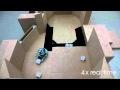 Lonelybuilder performing autonomous construction