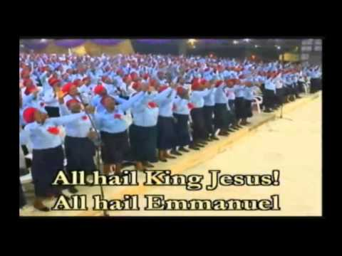 Nov.6th 2015-Holy Ghost Service-RCCG Mass Choir-All Hail King Jesus!