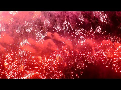 Салют 4K. День победы. 9 мая 2019 года. AllVideo.