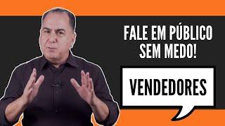 Falar em Público sem Medo - Vendedores | Ivan Maia