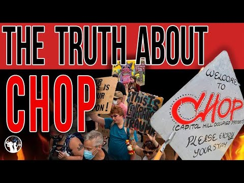 The Real TRUTH About CHOP From Inside The Protest Zone In Seattle