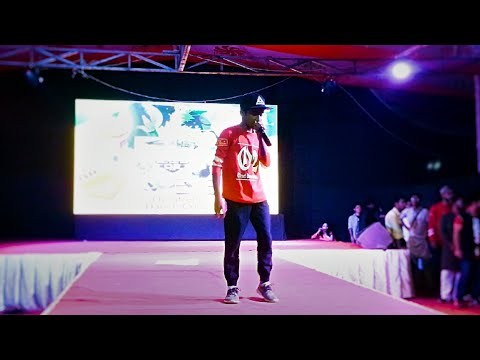 Amazing dj beat boxing at Women SME trade fair 2017, Chittagong