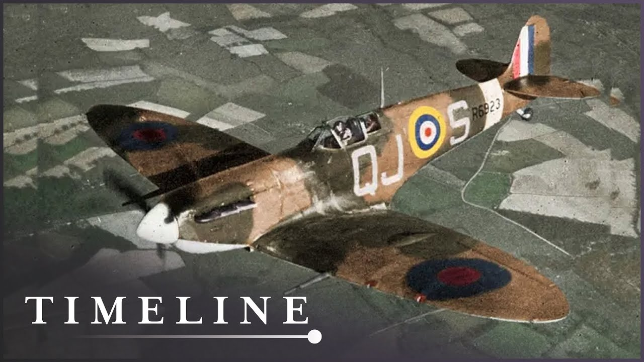 Download The Battle of Britain Episode 1 | Britain Stands Alone (WW2 Documentary) | Timeline