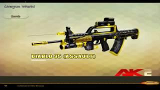 ខ្មែរ / Sniper / Back to Ak2 Online #01