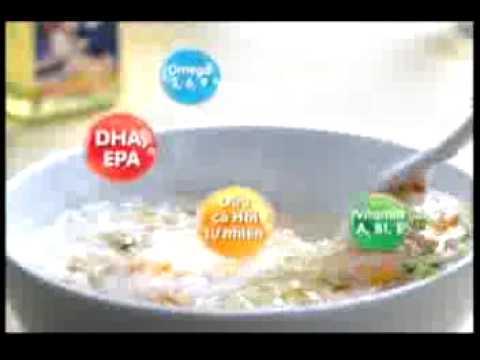 Kiddy Cooking Oil - Dầu ăn dinh dưỡng cho trẻ