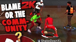 ANTE UP GLITCHERS FAIL / Only 500 VC ? - NBA 2K18 Road To 99