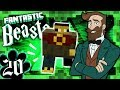 Minecraft Fantastic Beasts #20 - Tiny headed Goblin