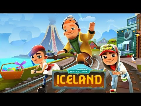 Subway Surfers Iceland 2020 (Easter Special)