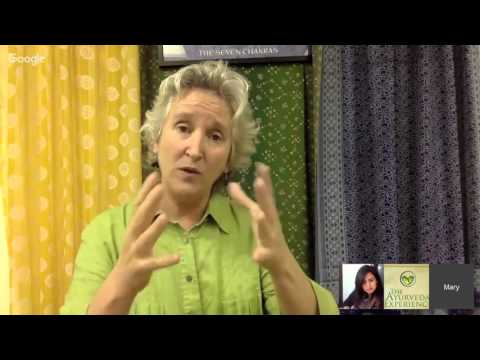 Ayurveda and Women's Health - Webinar Replay with Mary Thompson