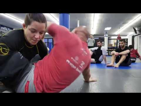 New to BJJ? Your going to want to know this combo! (part 1)