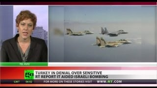 Turkey slams media report it aided Israeli airstrike in Syria
