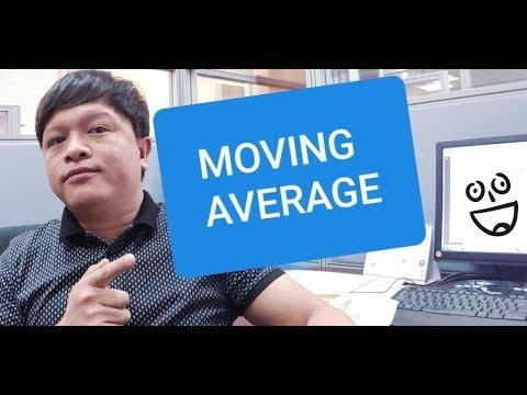 Tip # 01 Paano ko basahin ang Moving Average | Technical Analysis