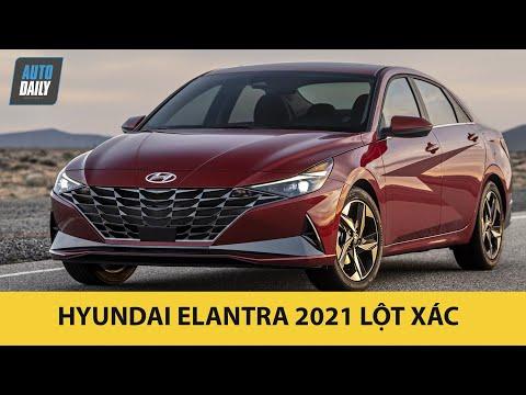 Hyundai Elantra 2021 - Lột xác hoàn toàn - Thách thức Honda Civic và Mazda3  Autodaily.vn 
