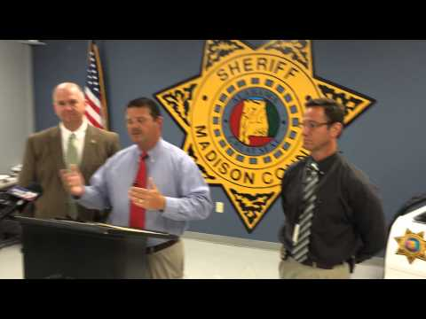 Press conference on George Woodard murder 7.24.14