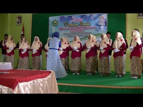 JUARA 1 Lomba Hymne Madrasah ( PADUS MA FUTUHIYYAH 2 MRANGGEN)