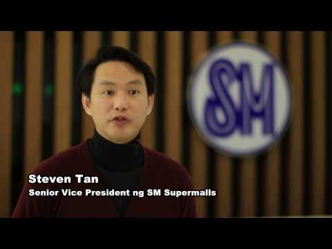 Steven Tan: Experiential Malling hatid ng SM Tianjin
