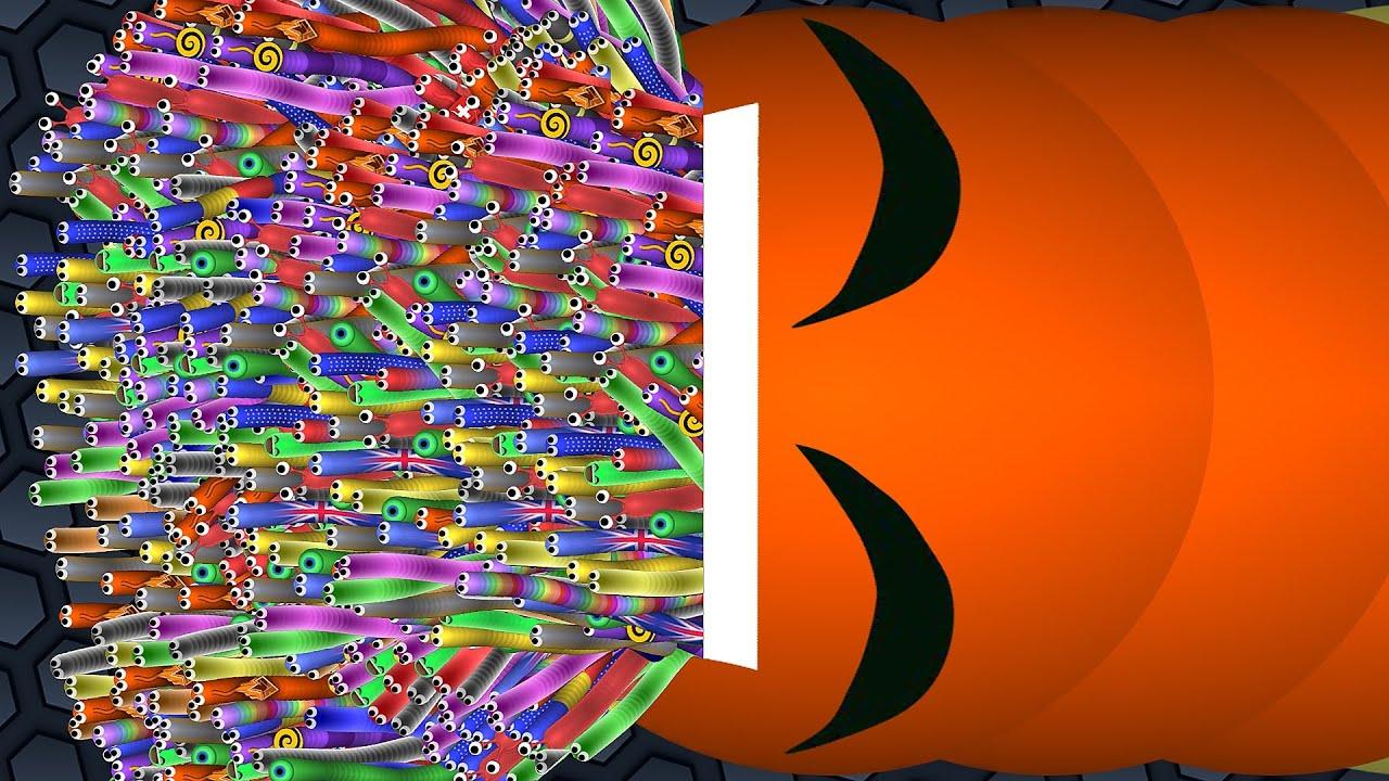 SLITHER.IO - NEW DRAGON SKIN 2.0 GAMEPLAY - 2B SCORE WORLD RECORD | CODE UPDATE!