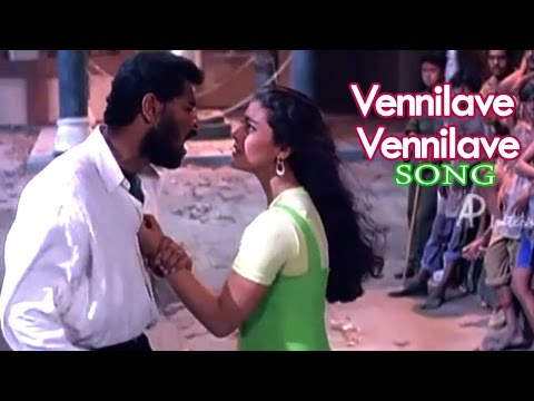 Minsara Kanavu Tamil Movie  Songs  Vennilave Song  Prabhu Deva  Kajol  AR Rahman