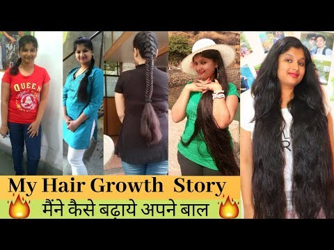 मैंने-अपने-बाल-कैसे-बढ़ाये-|-my-hair-growth-story-|-short-to-long-hair-|-prakshi-versatile