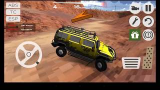 Extreme SUV Driving Simulator (by AxesInMotion Racing)-Android Gameplay[HD].