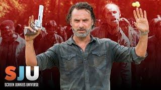 Even Rick is Walking Away From The Walking Dead! - SJU