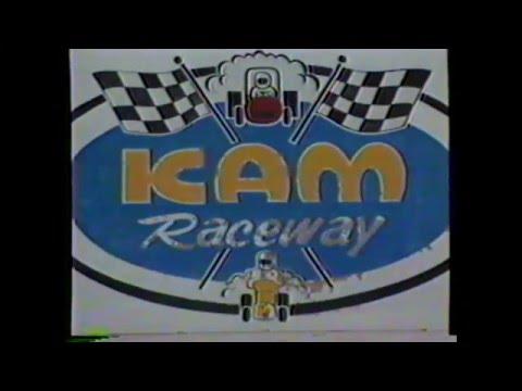 1991 KAM Raceway Commercial