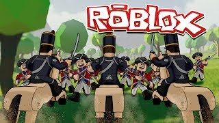 Roblox | FRENCH EMPIRE VS RUSSIAN EMPIRE! (Roblox Napoleon Wars)