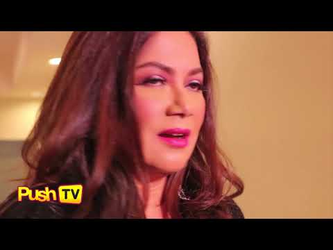 Push TV: Dina Bonnevie praises Erich Gonzales' versatility as an actress