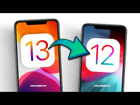 iOS 13 Downgrade - How to go back to iOS 12 (Without Losing Data)