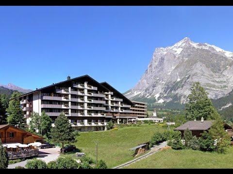 Sunstar Alpine Hotel Grindelwald | Hotelvideo Sommer